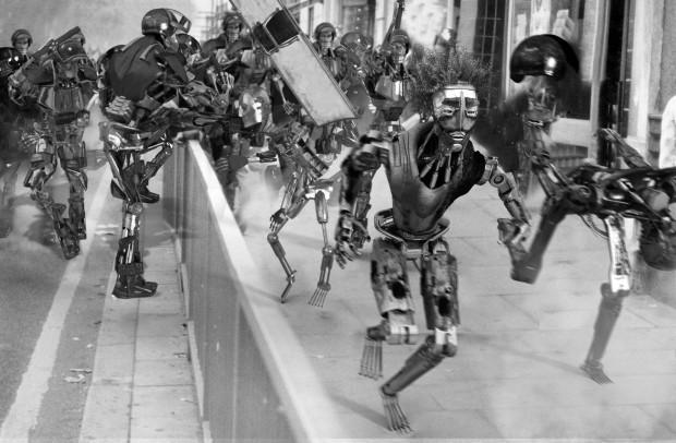 Filmstill © Robots of Brixton