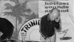 Selector Bert & Papa Tilman @ Cafe Strom